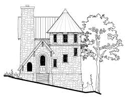 tiny castle 698 sq ft house plans pinterest local