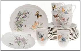 Lenox China Lenox Butterfly Meadow Dinnerware Best Selection Cheapest Prices