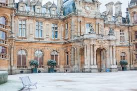 modern meets traditional at waddesdon manor exclusive hire venue