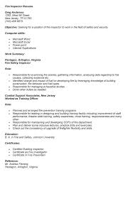 Ndt Technician Resume Example by Qa Inspector Cover Letter