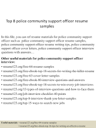 Cover Letter For Resume Tips Sample Resume Police Officer Position Security Officer Cover