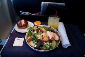 United Airlines American Airlines by So Long American Airlines Axes Short Haul First Class Meals