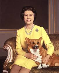queen elizabeth dog queen elizabeth one of her corgis she lives her dogs as much as