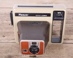 vintage kodak pleaser camera vintage kodak instant camera old
