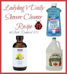best 25 homemade shower cleaner ideas on pinterest shower