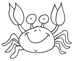 Animal Coloring Fiddler Crab Coloring Pages And Facts Art Hermie E Crab Coloring Page
