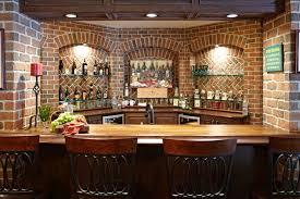 finished basement bar basement detroit by m j whelan