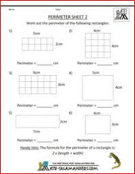 19 best area u0026 perimeter worksheets images on pinterest area and
