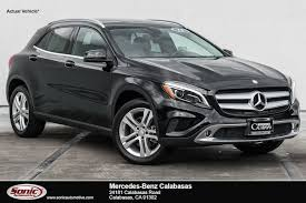 used mercedes suv for sale used 2015 mercedes gla for sale near los angeles ca stock