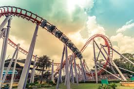 Map Of Disney World Parks Most Popular Theme Parks By Attendance Worldatlas Com