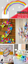 Party Decorating Ideas by Diy Rainbow Party Decorating Ideas For Kids Hative