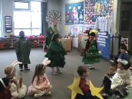 the littlest tree performed by the sk class st