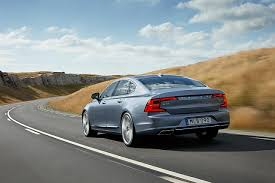 all new 2017 volvo s90 raises level of style luxury and safety