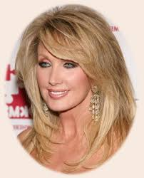 hairstyle bangs for fifty plus women s hairstyles with bangs over 50 full layered hairstyle