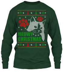 meowy sweater meowy products from