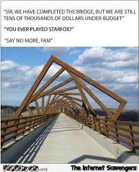 Star Fox Meme - have you ever played starfox funny bridge meme pmslweb