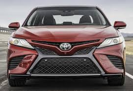 2018 toyota camry 2018 xse true performance sedan old car