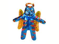 buy handmade mexican folk tin ornaments and