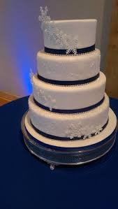 the 25 best snowflake wedding cake ideas on pinterest images of
