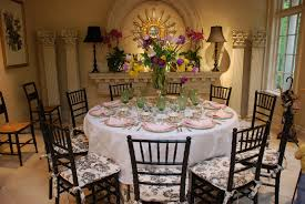 round dining table setting ideas u2013 table saw hq