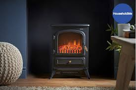 Electric Fireplace Stove Vonhaus Electric Fireplace Stove Heater Review