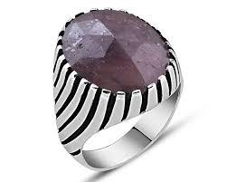 mens rings stones images Mens ring zenn stone jpg