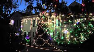Botanical Gardens Atlanta Christmas Lights by Selby Gardens Lights In Bloom 2013 Youtube