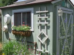 french country style from foot rockies garden shed