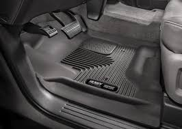 Ford F250 Truck Mats - husky x act contour floor liners husky custom molded floor mats