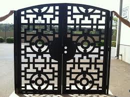 Metal Door Designs Dante Hedayati Davinci Metal Gate Chula Vista Ca