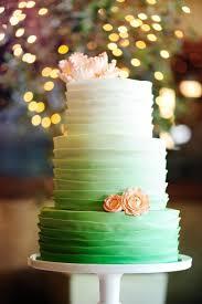 peach ombre wedding cake wedding cake wednesday ombre cakes