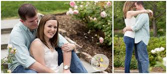 adam and rebekah u0027s engagement at lewis ginter botanical gardens in