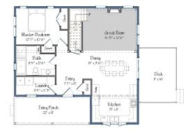 one house plans small barn house plans the mont calm