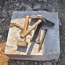 bloc de pierre pour mur l u0027économie du chantier de construction la pierre chantiers de