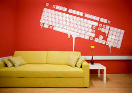 Creative Office Design Ideas Creative Office Spaces With Red Color Natural Interior Design