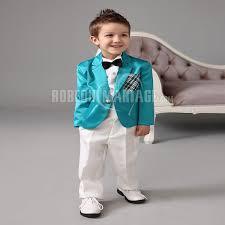 tenue enfant mariage costume mariage enfant garçons satin pas cher robe208744