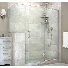 4 ft shower doors shower stalls enclosures you ll wayfair