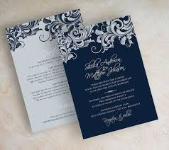 blue and silver wedding 45 gorgeous navy and silver wedding ideas happywedd