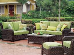 Black Wicker Patio Furniture Sets by Patio 40 Wicker Furniture Wicker Outdoor Tables Gray Wicker