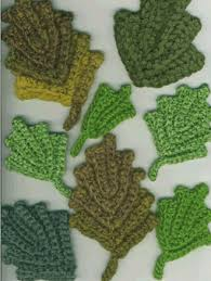 amigurumi leaf pattern crochet leaves pattern crochet club
