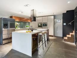 cuisine avec coin repas ilot de cuisine avec coin repas agrandir une cuisine spacieuse