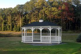 patio gazebo for your backyard built by the amish in pa nj ny