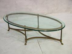 Glass Oval Coffee Table Temperley Bronze Oval Glass Coffee Table Oval Glass Coffee Table