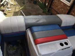 Boat Interior Refurbishment Bayliner Capri Bowrider Interior Restoration And Reupholstery Page