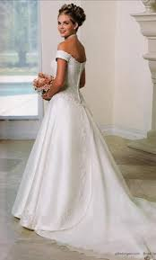 Alfred Angelo Wedding Dress Alfred Angelo 1729 Off The Shoulder Alencon Lace 124 Size 10