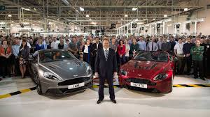Aston Martin Ceo Andy Palmer We Will Make Seven New Cars And One