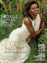 does michelle obama wear hair pieces michelle obama vogue cover december 2016 fashionista