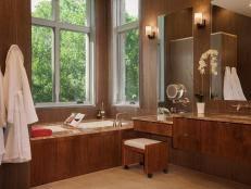 ideas for bathroom lighting bathroom lighting ideas hgtv