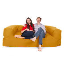 cotton couch bean bag