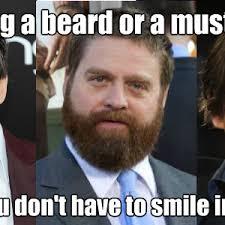 Meme Moustache - my mustache will smile for me by robotzombie13 meme center